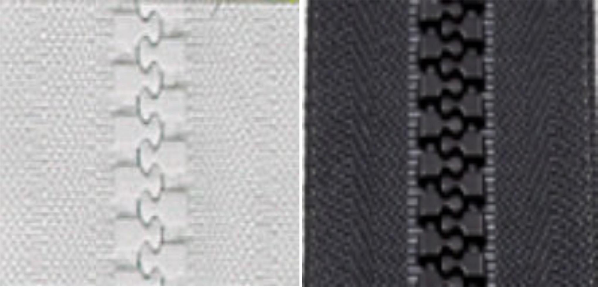 """#10VF YKK Vislon® Chain, 11/16"""" Tape."""