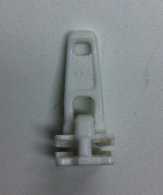 #5 VSTA YKK Marine Single Pull Automatic Lock Plastic Slider.