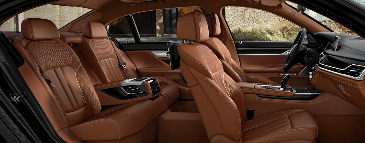 Fine Leather Interior