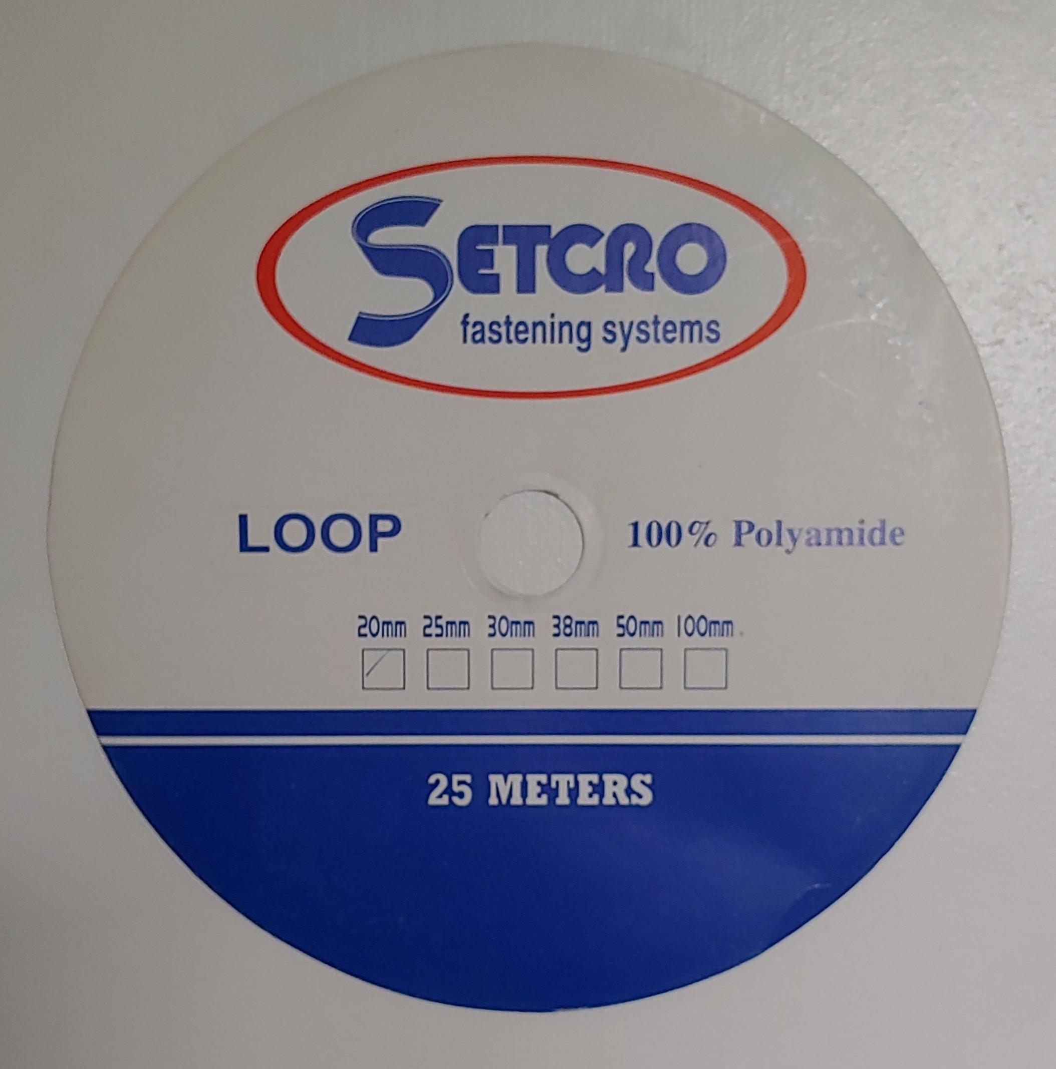 """HOOK-LOOP 2"""" (50mm)."""